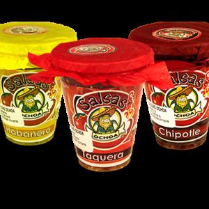 Tortillas Ochoa - Salsas